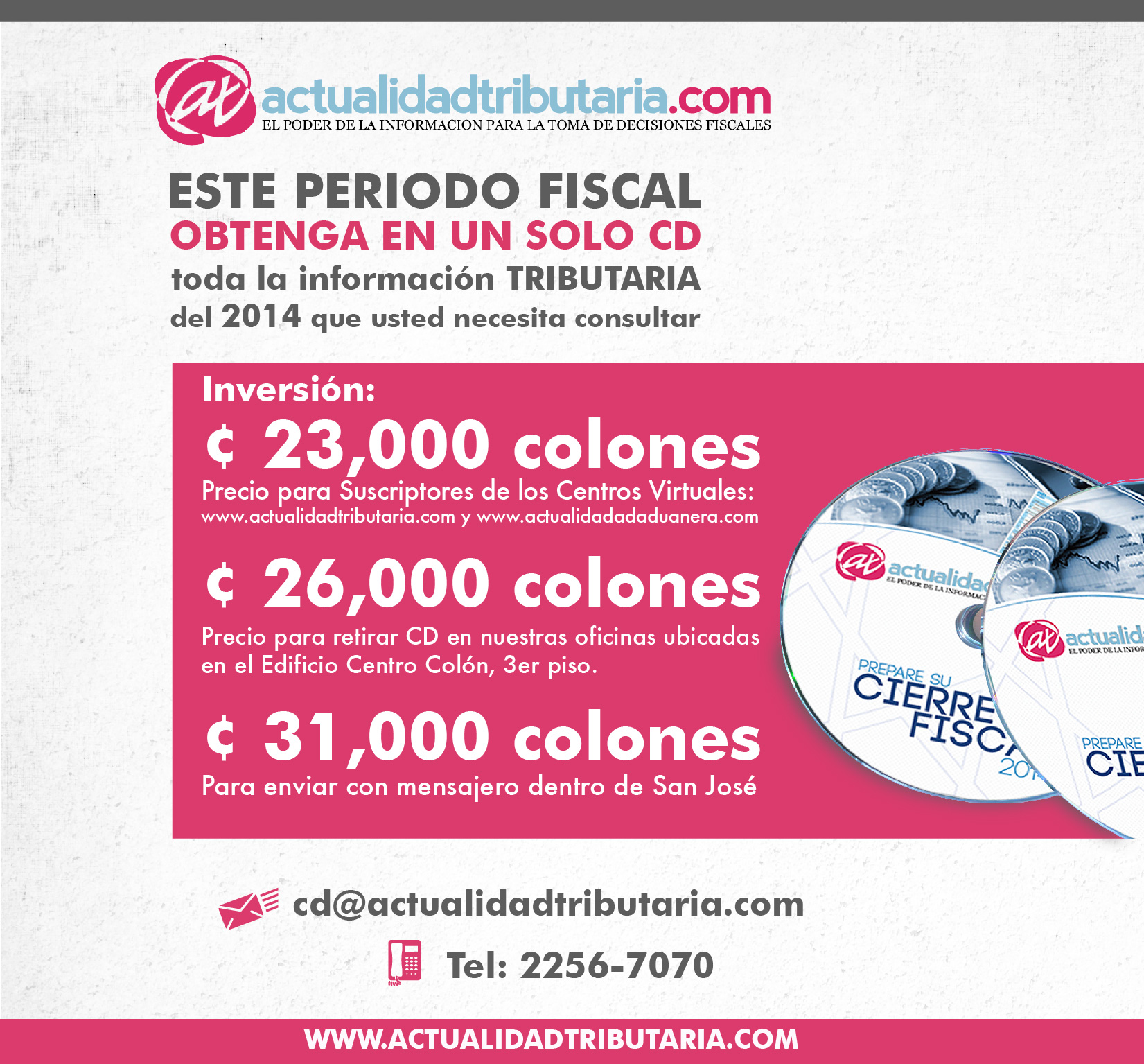 CD Fiscal 2014