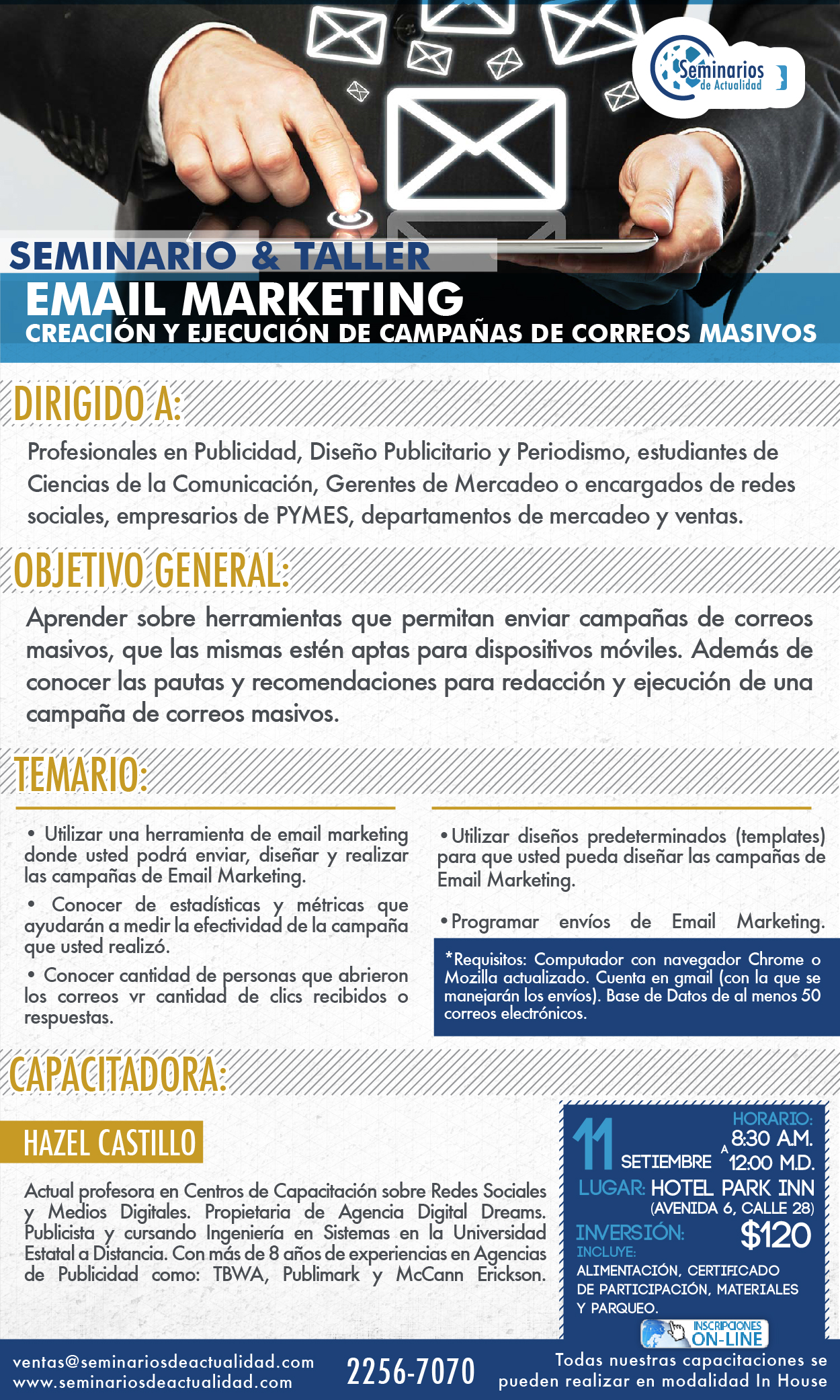Taller Email Marketing