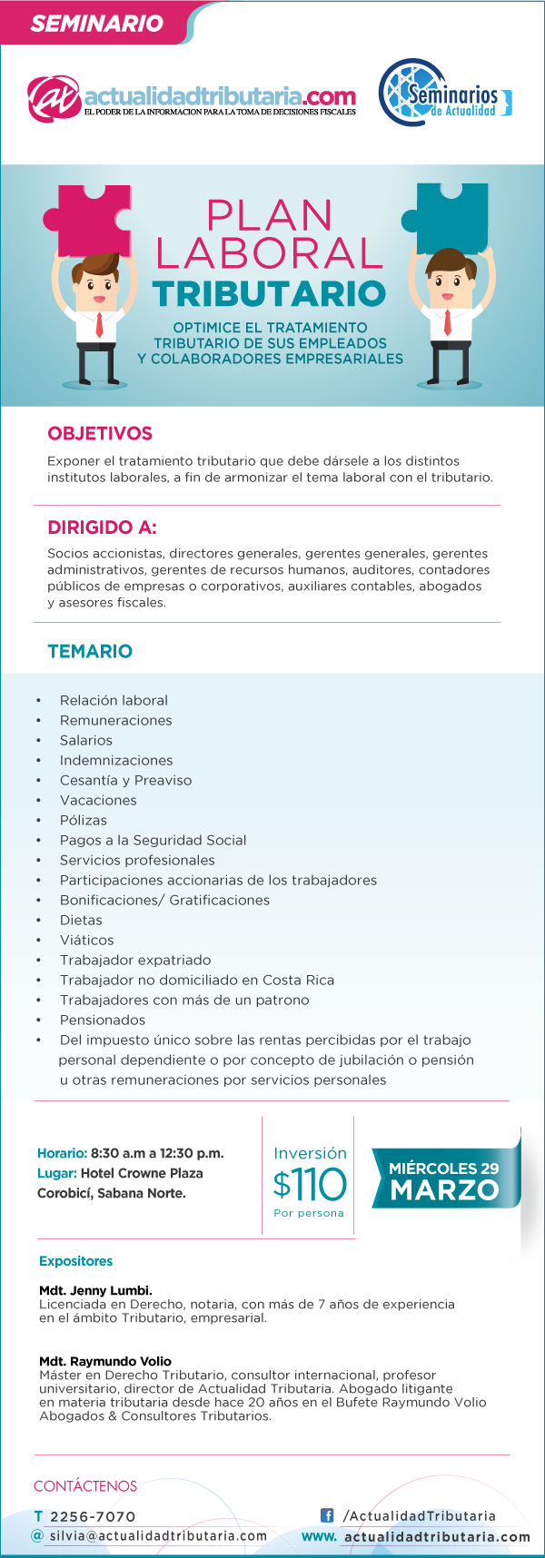 Plan Laboral Tributario